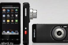 Первая фотокамера под управлением Android