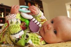 С ребенком с рождения нужно разговаривать правильно