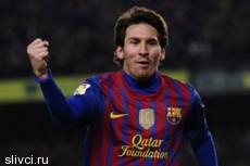 Лионель Месси в двухсотом матче в чемпионате Испании по футболу оформил покер