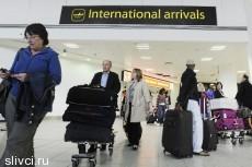 Лондонский аэропорт лишил пассажиров багажа
