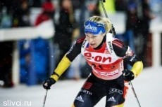 Магдалена Нойнер выиграла спринт в Ханты-Мансийске