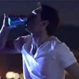 Лионель Месси и Фернандо Торрес снялись в новой рекламе Pepsi