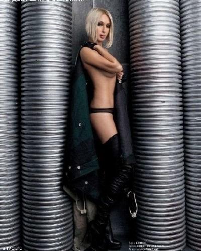 Лера Кудрявцева снова обнажилась для Playboy
