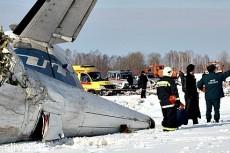 В России разбился самолет; погибли 32 человека