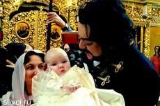 Филипп Киркоров окрестил свою дочь в Москве