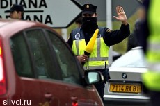 Испания с субботы вышла из Шенгенского пространства