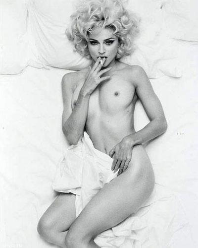 Обнаженная Мадонна продается с аукциона
