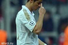 Роналду оставили без бутс перед матчем