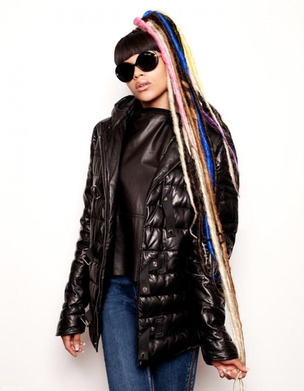 Хип-хоп-певица Maluca