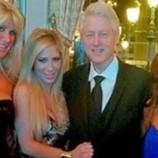 Билл Клинтон отдохнул в компании порнозвезд