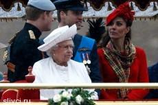 Для Уильяма королева просто бабушка