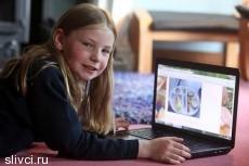 9-летней Марте разрешили вести блог о школьной еде