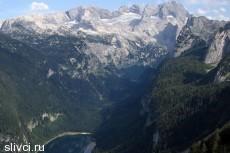 Романтическую ночь в Альпах выставили на аукцион
