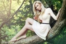 дочка актрисы Анастасии Заворотнюк – Анна Стрюкова (Anna Strurova)