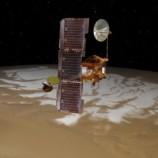 Curiosity приземлился и шлет с Марса первые фотографии