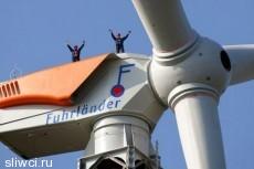 Ветроэнергетика опережает ядерную