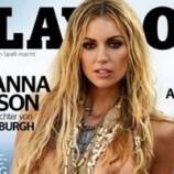 Розанна Дэвисон снялась в немецком Playboy