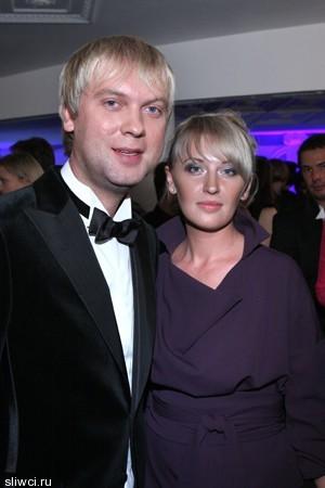 Сергей Светлаков с супругой Юлией