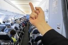 """""""Аэрофлот"""" уволил стюардессу за фото с неприличным жестом"""