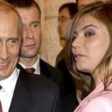 """Алина Кабаева – """"вторая леди"""" России?"""