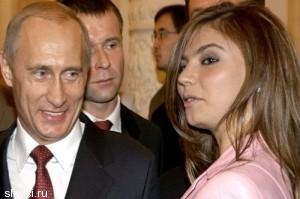 """Алина Кабаева - """"вторая леди"""" России?"""