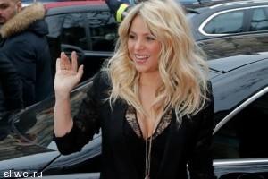 Шакира подтвердила, что записала песню с Рианной