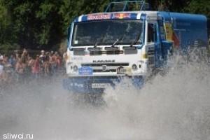 Россиянин Каргинов выиграл третий этап «Дакара-2014»