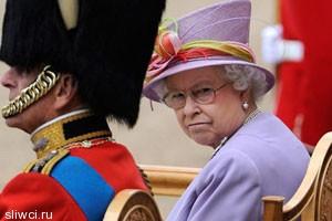 Королева Елизавета оказалась на грани разорения