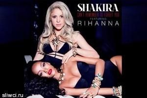 Шакира и Рианна возглавили российский iTunes