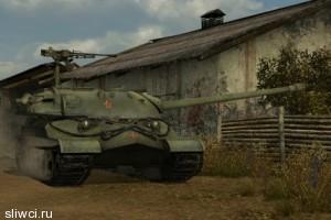Названа дата выхода консольной World of Tanks