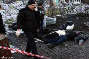 В Киеве от огнестрельных ранений скончался журналист