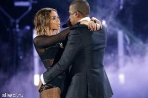Бейонсе станцевала откровенный танец для мужа