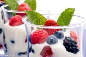 Употребление в пищу йогурта снижает риск появления диабета