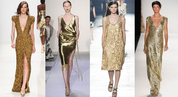 Главные модные тренды весна-лето 2014