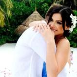 Лена Темникова сыграла свадьбу на Мальдивах