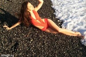 Виктория Дайнеко поделилась секретом похудения
