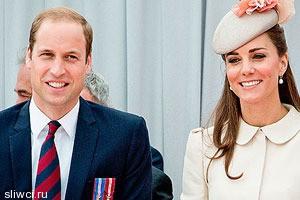 Принц Уильям и Кейт Миддлтон ожидают второго ребенка