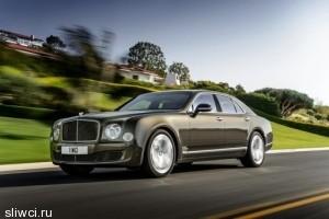 Bentley построил самый быстрый в мире роскошный седан