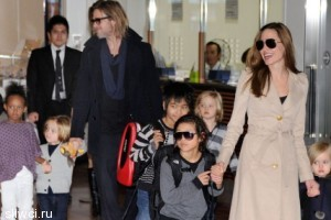 Советы по воспитанию детей от Анджелины Джоли