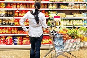 S&P прогнозирует резкий рост цен на продукты в России