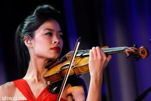 Ванессу Мэй дисквалифицировали за мошенничество на Олимпиаде в Сочи