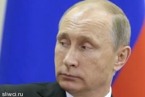 Владимир Путин редко видит дочерей