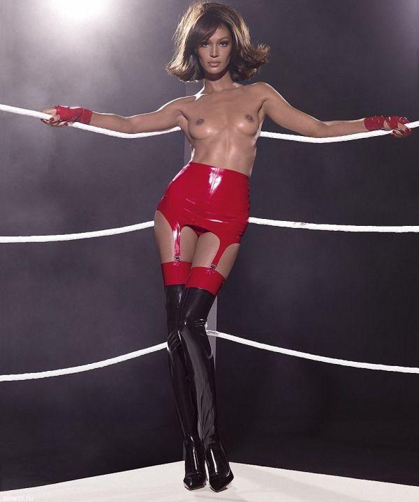 Русские модели Наталья Водянова и Саша Лусс сделали фотосессию для календаря Pirelli