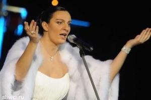 Елена Ваенга оскандалилась в Курске