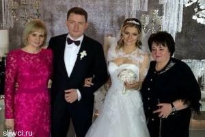 Маша Кириленко сдалась и показала мужа