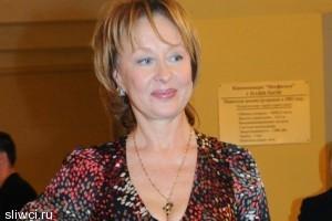 Актриса Лариса Удовиченко покинула Россию
