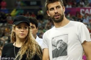 Шакира подарила Пике второго сына