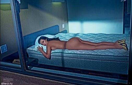 Ким Кардашян показала любимую позу в сексе