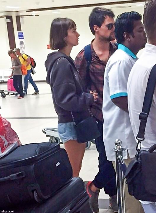 Данила Козловский провел романтические каникулы на Мальдивах
