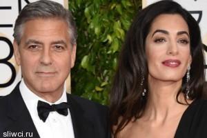 Брак Джорджа Клуни трещит по швам